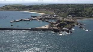 Alderney's Braye Harbour