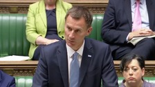 Health Secretary Jeremy Hunt apologises after Gosport deaths