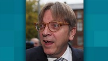 Temporary backstop option 'not acceptable' to Verhofstadt