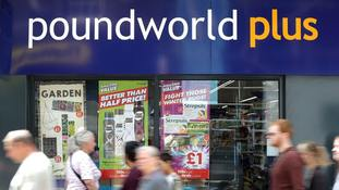 Poundworld starts closing down sale amid struggle to find buyer