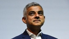 Sadiq Khan will run for London Mayor again in 2020