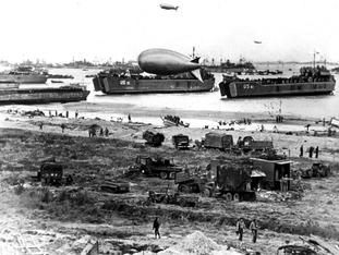 2,499 Americans died during D-Day.