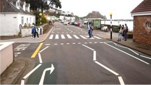Proposals for new zebra crossing in Gorey