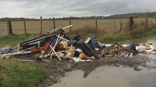 Fly-tipping blights our countrysides- what can we do?