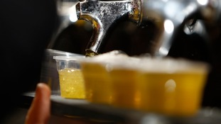Shortages are possible in the supply of beer, fizzy drinks and meat.