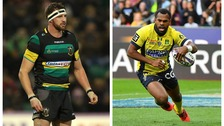 Northampton Saints will face Clermont in the European Challenge Cup.