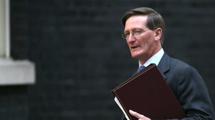 Pro-EU Tory Dominic Grieve was met with jeers of 'shame'.