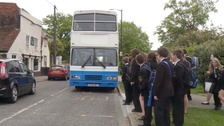 Pupils may need to pay to get to school after cuts to bus budget