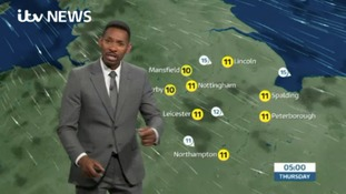 East Midlands Weather and Pollen: Mainly dry and chilly tonight