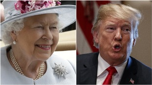 Trump will meet Queen during visit next month, says US ambassador