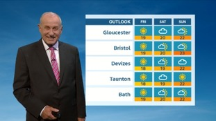 UK Weather Forecast: less humid and sunny West Country night's sleep