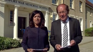 Special programme on deaths at Gosport War Memorial Hospital
