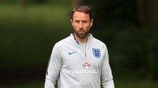 First major injury casualty of England's World Cup campaign