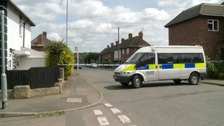 Man charged over Northampton murder