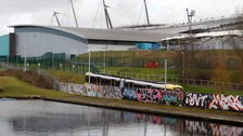 Body found in canal near Manchester's Etihad stadium