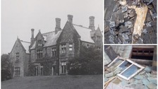 Lead thieves cause £250k of damage to Victorian mansion
