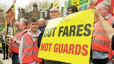 Mayors urge RMT union to call off rail strikes amid timetable 'chaos'
