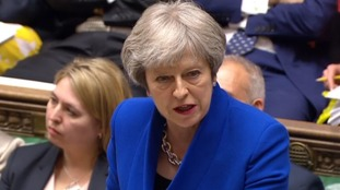 Theresa May said the events were 'tragic and deeply troubling'.