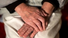 Report finds nearly half of elderly people fear being crime victim