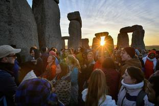 Around 3,500 less people attended the 2018 Summer Solstice than did in 2017.