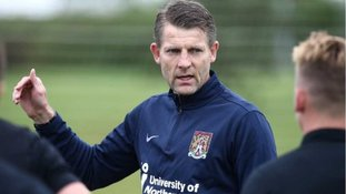 Dean Austin was appointed as the new Northampton Town manager back in May.
