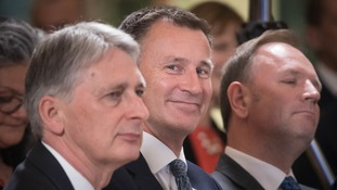 Health Secretary Jeremy Hunt said a 'blame' culture in the NHS has to change.