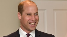 Duke of Cambridge visits rehabilitation centre for soldiers on 36th birthday