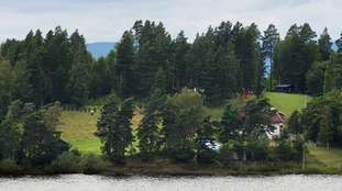 Breivik carried out part of his attack on the island of Utoya.