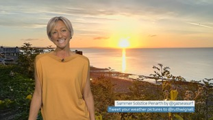 Wales Weather: Summer begins!