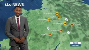 West Midlands Weather and Pollen: Dry with sunshine