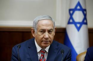 Israeli Prime Minister Benjamin Netanyahu also faces corruption allegations