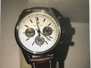 Stolen watch