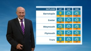 UK Weather Forecast: sunshine in the South West for the longest day of the year