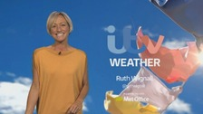 Wales Weather: Hot and sunny!