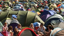Festival-goers putting themselves at risk of gas poisoning, nurses warn