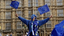 Poll shows support for second EU referendum