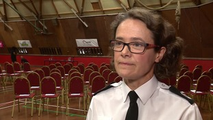 Rachel Kearton, Assistant Chief Constable, Suffolk Police