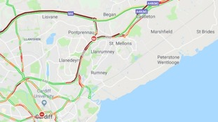 M4 reopened following serious accident between Cardiff and Newport
