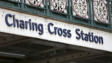 Man detained after claiming to have bomb at Charing Cross
