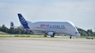 Fears for 6,000 jobs at the Airbus factory near Chester