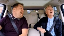 Paul McCartney stuns Liverpool with 'best Carpool Karaoke yet'