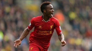 Raheem Sterling gained a reputation as one of the most promising young forwards in world football while playing for Liverpool.