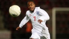 Raheem Sterling: From cleaning toilets to playing at the World Cup
