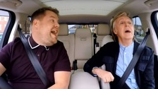 Paul McCartney stuns Liverpool with 'best Carpool Karaoke ever'