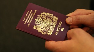 British passports currently only identify someone as either male or female.