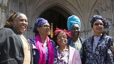 'Moving' Windrush 70th anniversary service at Westminster Abbey