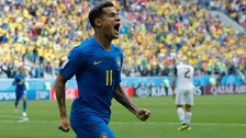 Relief for Brazil