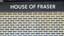 House of Fraser will definitely close its Milton Keynes store.