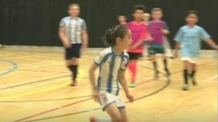 Huddersfield schoolgirl to carry ball before England match at World Cup