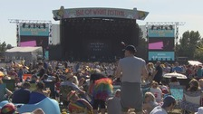 Fifty years of the Isle of Wight Festival